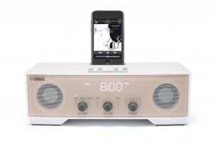 Минисистема Hi-Fi Yamaha TSX-80 Invory