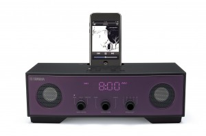 Минисистема Hi-Fi Yamaha TSX-80 Dark Purple